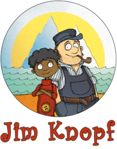 Button Jim Knopf