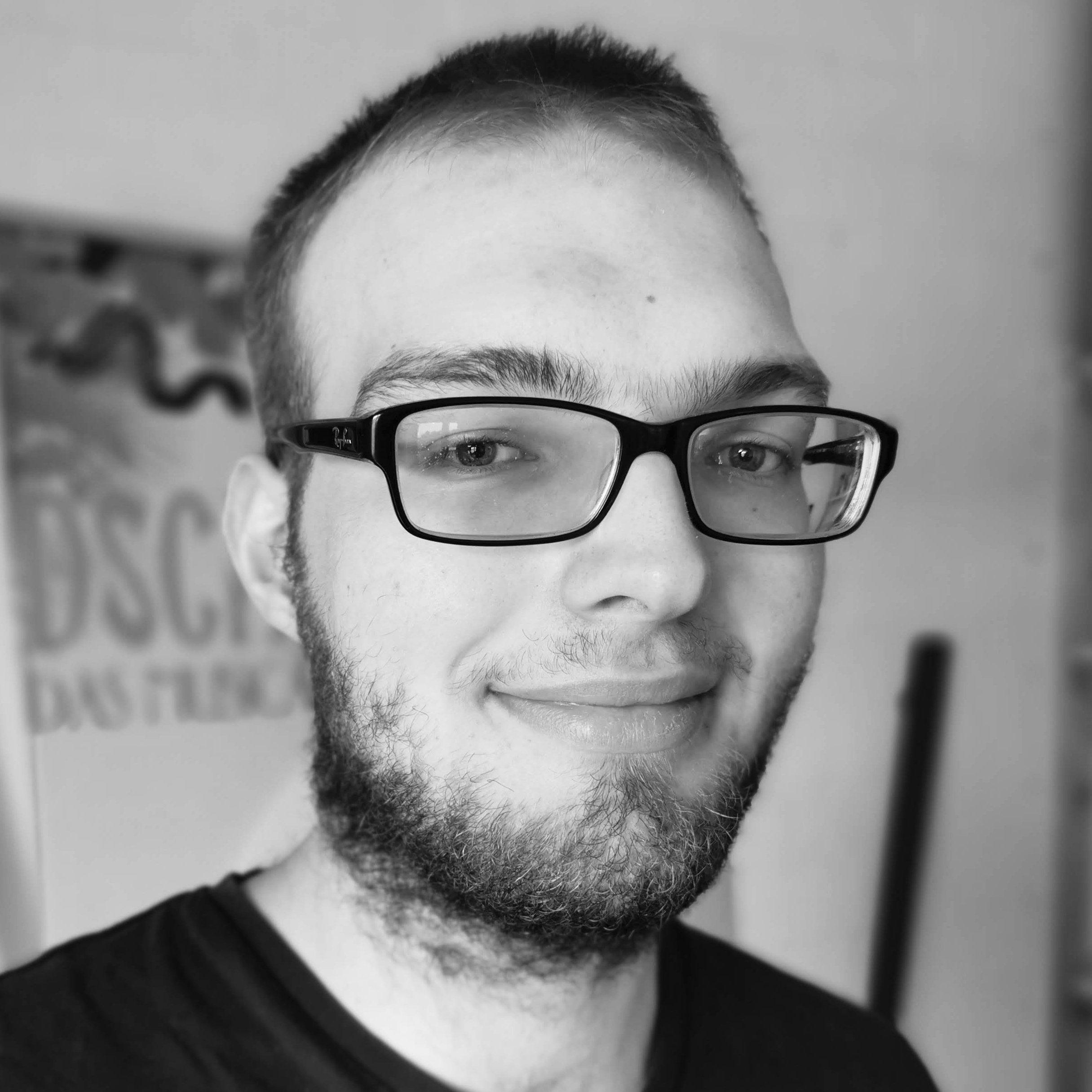 Florian Kurig - Veranstaltungstechniker