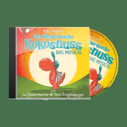 CD - Der kleine Drache Kokosnuss - Das Musical
