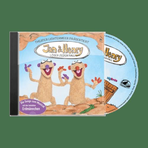 CD - Jan und Henry lösen jeden Fall