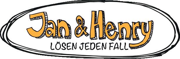Jan & Henry lösen jeden Fall