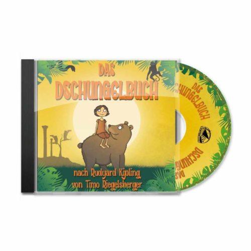 Das Dschungelbuch Musical CD