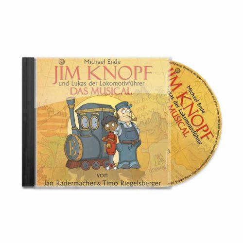 Jim Knopf das Musical CD