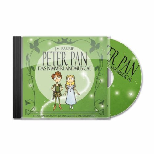 Peter Pan Musical CD