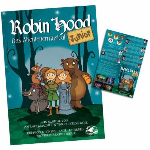 Robin Hood Junior Programmheft