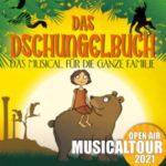 Musicaltour2021 – Das Dschungelbuch Sa, 12.06.21 Hildesheim