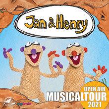Jan & Henry Musicaltour 2021